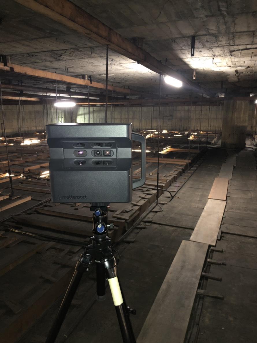 Matterportで神奈川県にある總持寺の撮影を行いました
