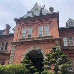 Matterportで北海道にある赤レンガ庁舎の撮影