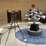 Matterportで川崎市にある岡本太郎美術館を撮影しました